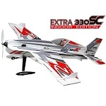 Multiplex Indoor Extra 330sc - Red/Silver
