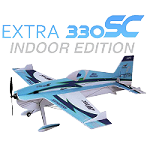 Multiplex Indoor Extra 330sc - Blue/White