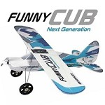 Multiplex Indoor Funny Cub - Blue