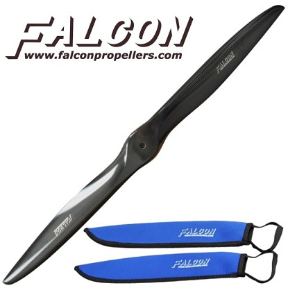 Falcon Carbon Fiber Propeller 20x9 - Gas