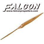 Falcon Beechwood Propeller 14x7 - Electric