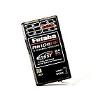 Futaba R6101HF 6-Channel Park Flyer Receiver (FASST)